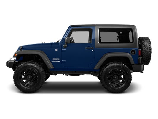 2013 Jeep Wrangler Sport >> 2013 Jeep Wrangler Sport