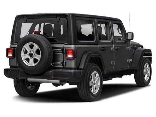 2020 Jeep WRANGLER UNLIMITED SPORT S 4X4 Winder GA   Dacula