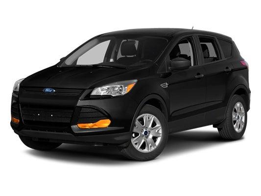 2014 Ford Escape Mpg >> 2014 Ford Escape Se