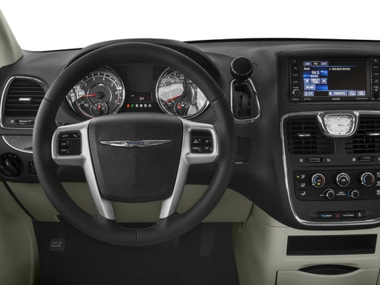 Chrysler Town And Country >> 2016 Chrysler Town Country Touring