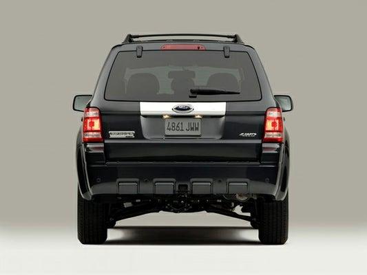 2009 Ford Escape Limited In Winder Ga Akins Dodge Jeep Chrysler