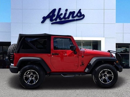 2016 Jeep Wrangler Sport Winder Ga Dacula Buford Athens Georgia 1c4ajwag2gl348200